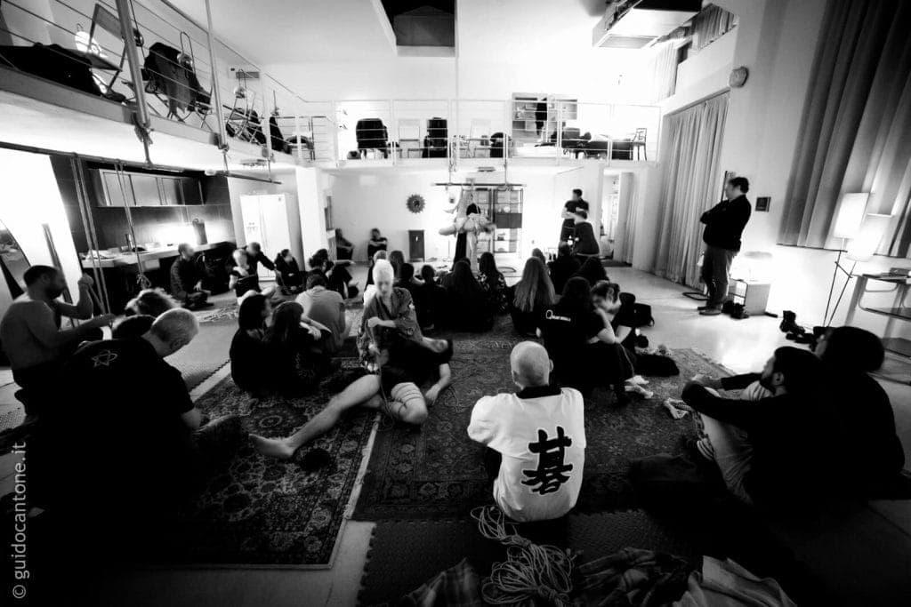 Rope jam Session - Milano