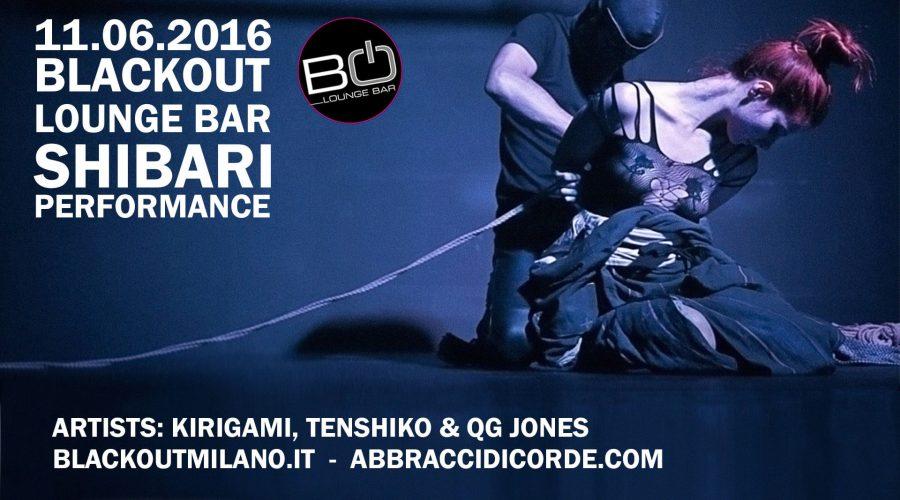 shibari performance