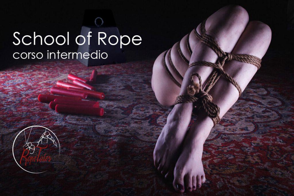 corso bondage intermedio
