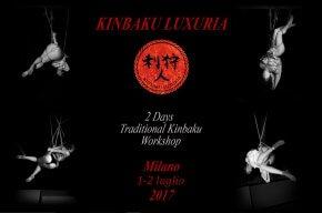Workshop con Kinbaku Luxuria